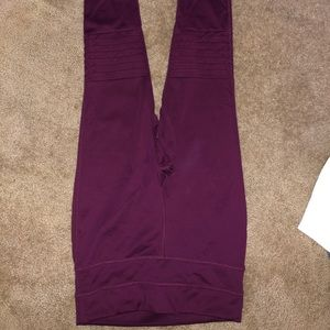 Free people High Waisted leggings